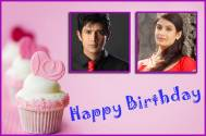 Birthday greetings to Akanksha and Alppesh