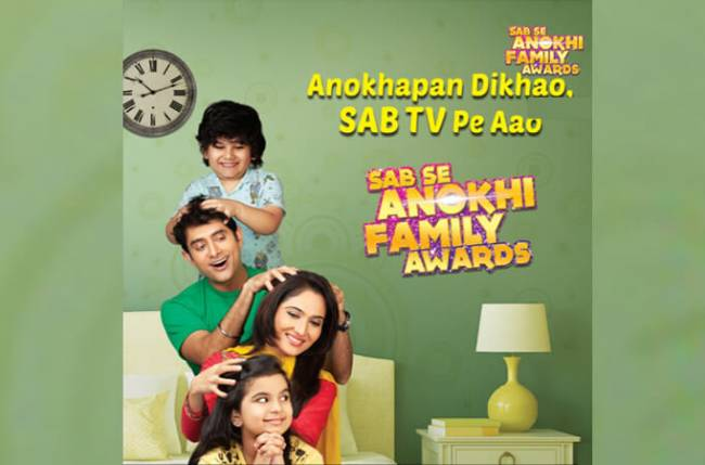 Apna Family ka Anokhapan Dikhao, SAB TV pe aao; read to know more…