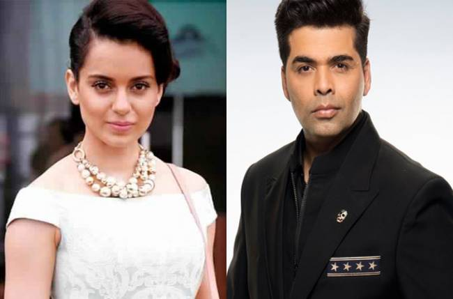 Will be happy to have Kangana on 'India's Next Superstar: Karan Johar