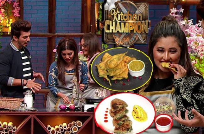 Debina Bonnerjee reveals her 'Masaledar' secret on Kitchen Champion
