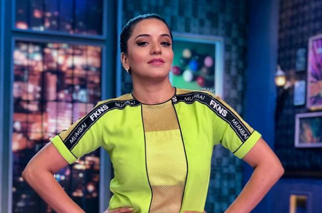 Monalisa gets injured on the sets of Khatra Khatra Khatra