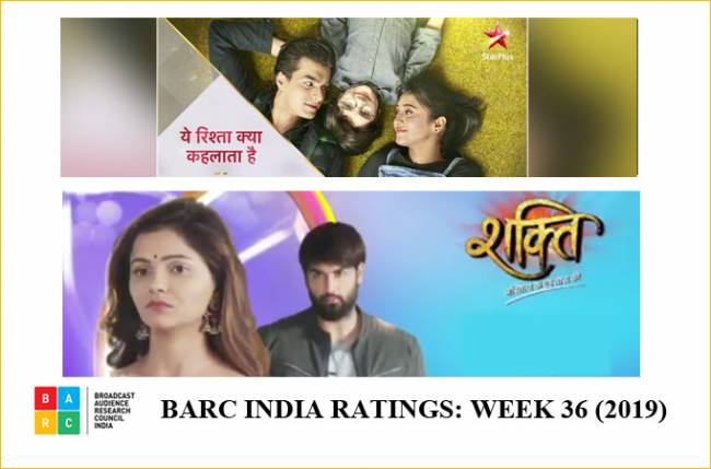 BARC India Ratings: Yeh Rishta Kya Kehlata Hai continues strong run; Shakti Astitva Ke Ehsaas Ki in top 10!