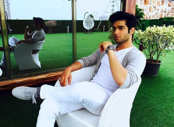 Abhishek Malik in &TV's Next