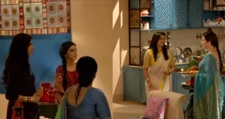 Meghna's affair to bring a 'STORM' in Sharda's life in Swabhimaan?