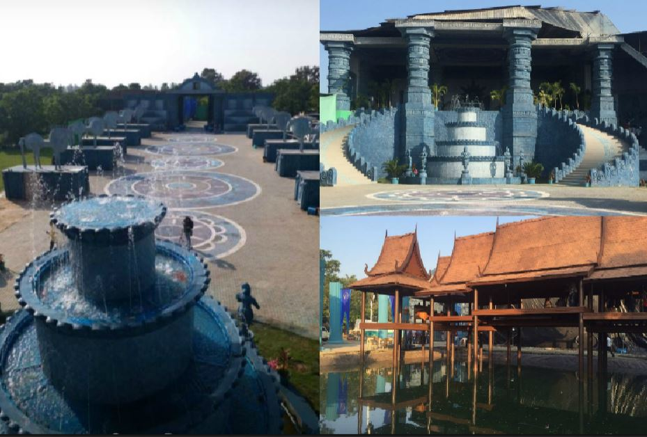 Facts about Sony TV's Magnum Opus Porus and its Opulent Sets!