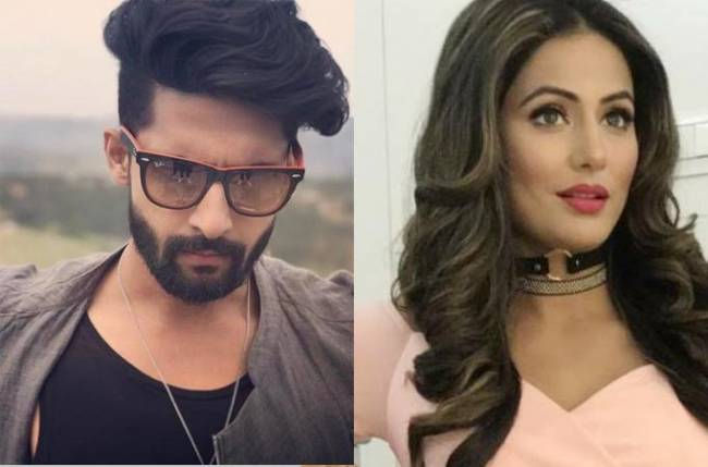 Ravi Dubey disappointed with Hina Khan; celebs support him