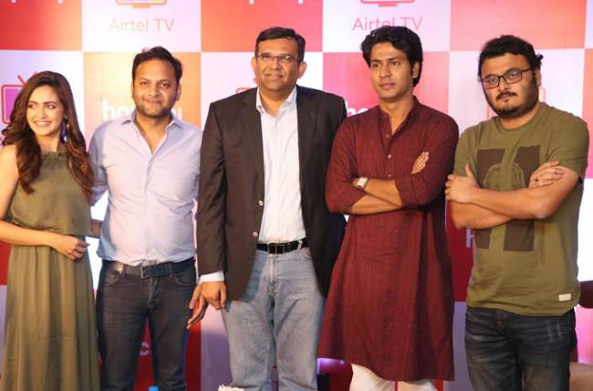 Airtel and Hoichoi partner to bring exciting Hoichoi content on the Airtel TV app
