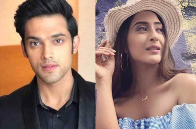 Parth Samthaan saves co-star Ariah Agrawal aka Mishka from a FIRE ACCIDENT