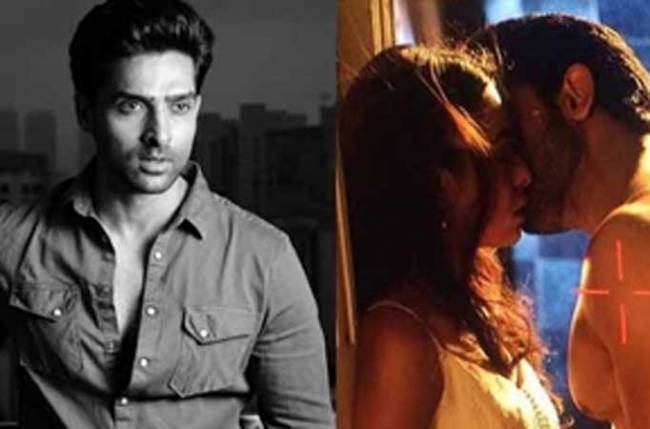 My wife has no qualms: Adhvik Mahajan on his kissing scene in Divya Drishti