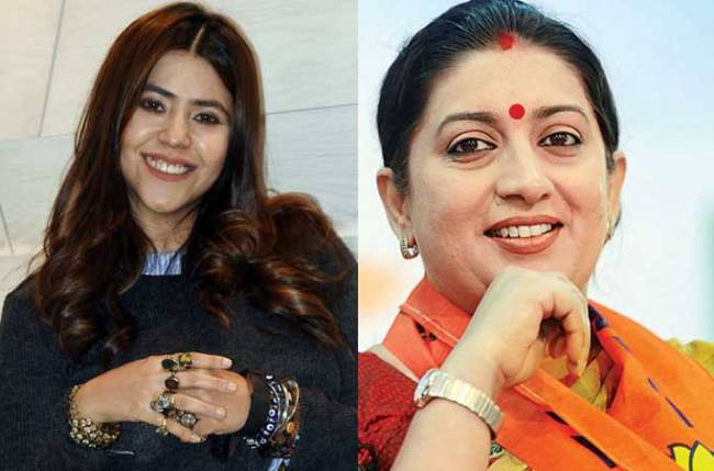 ElectionResults2019: Ekta Kapoor roots for her Tulsi aka Smriti Irani